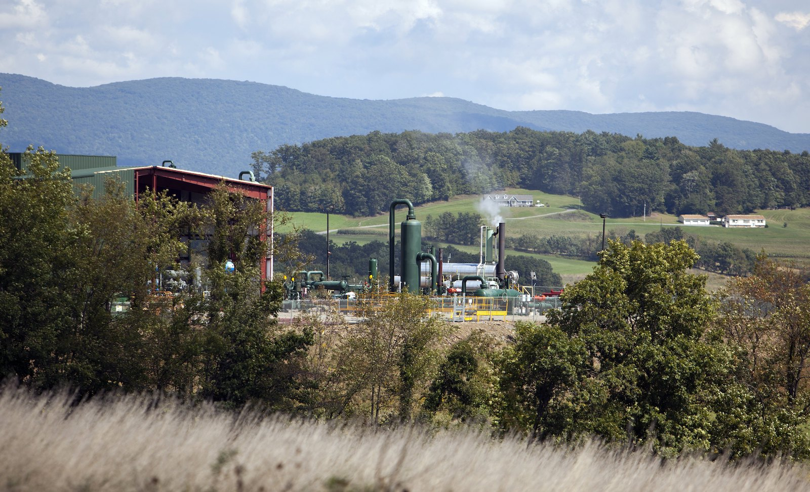 Penn Township in the Marcellus Shale