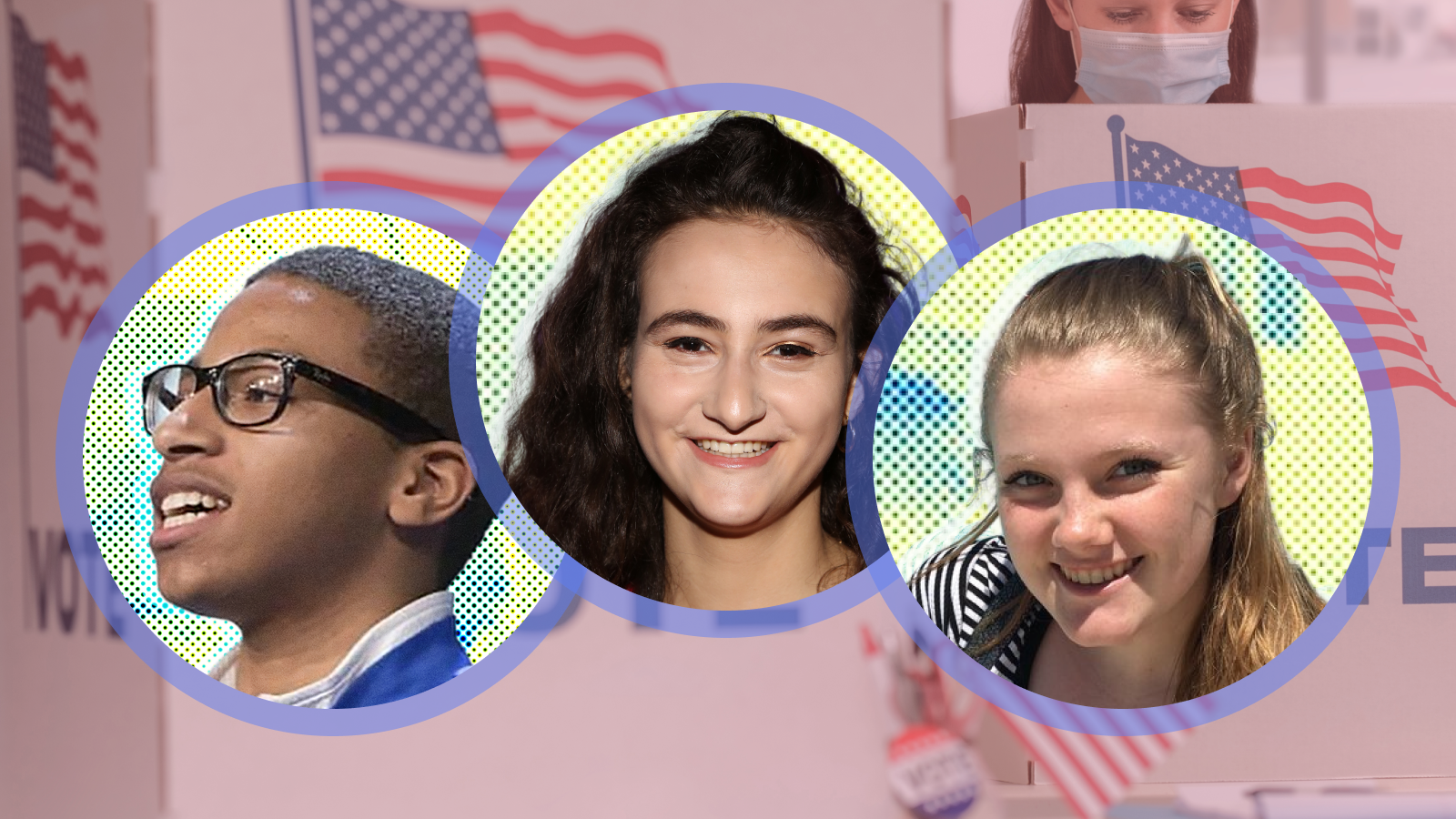 These youth climate activists are voting — and think you should, too
