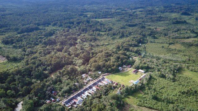 Borneo landscape