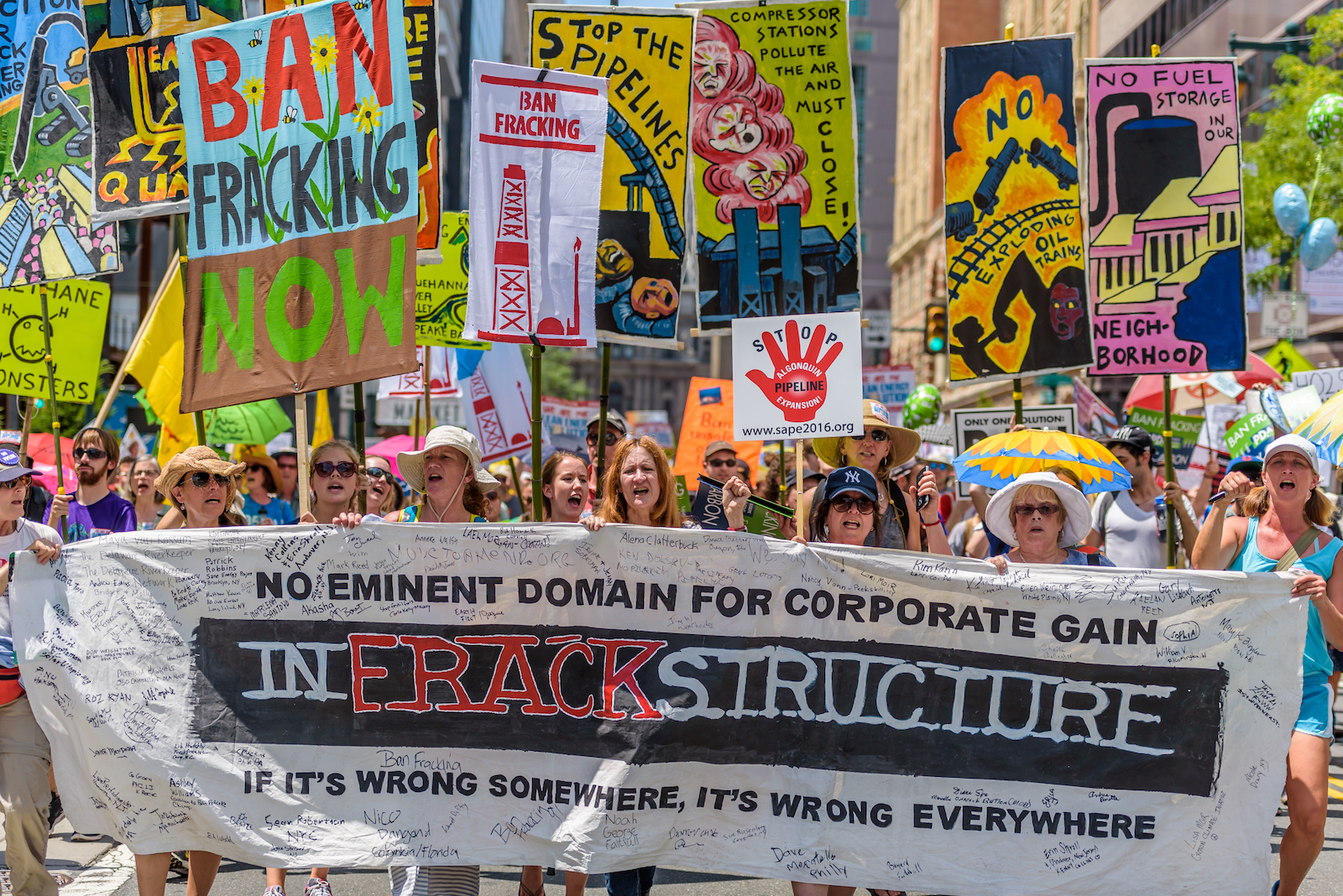 Are Pennsylvanians As Obsessed With Fracking As Trump And Biden Think