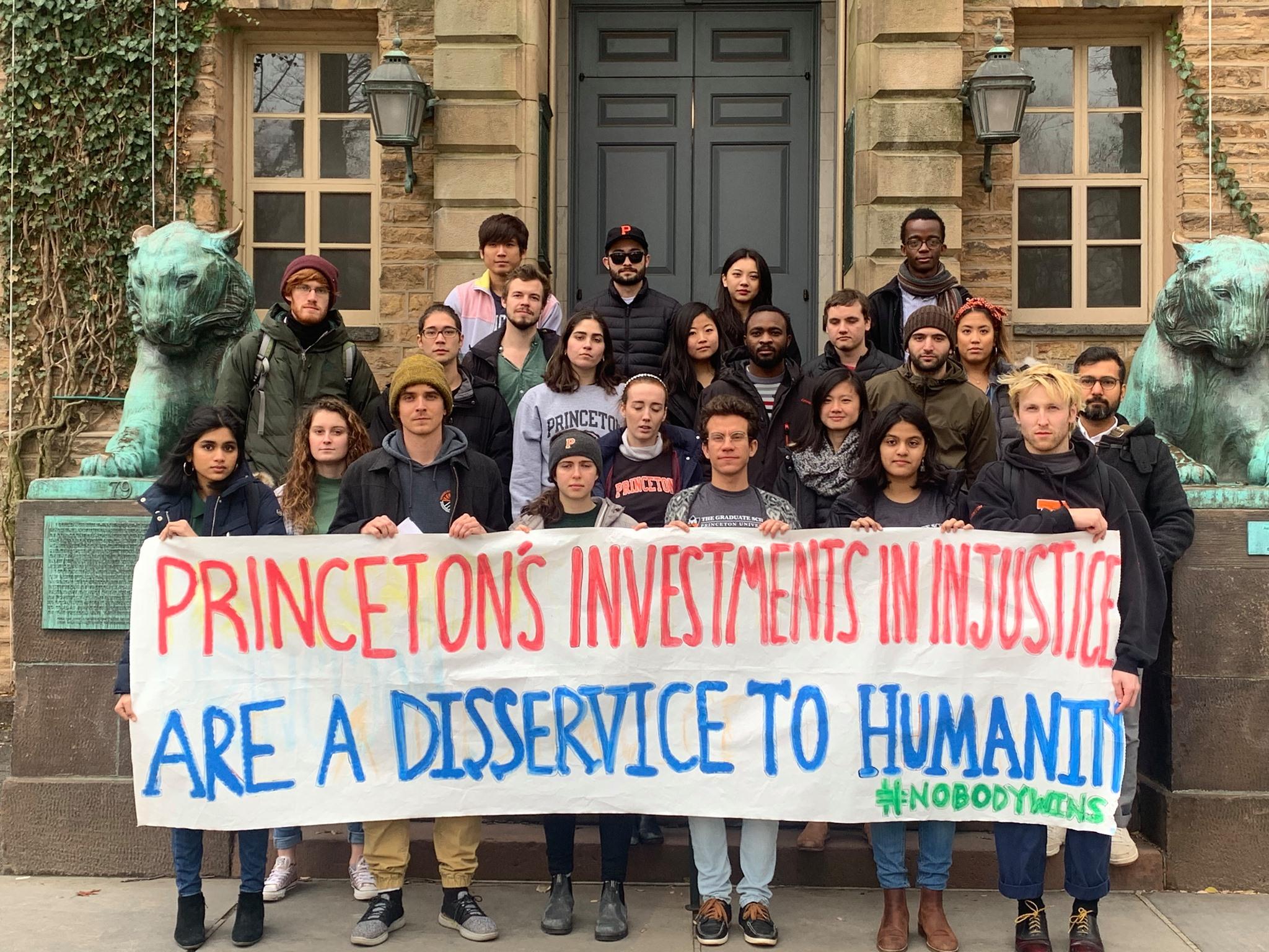 Divest Princeton