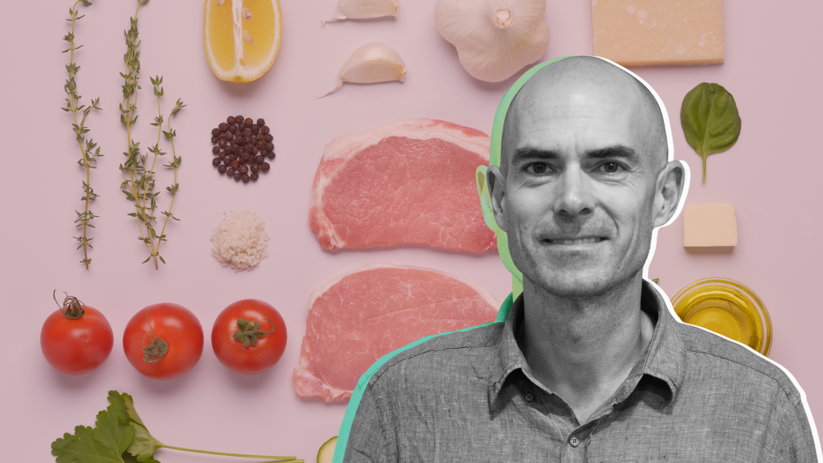 How one man's philosophy of data and food science could help save the planet
