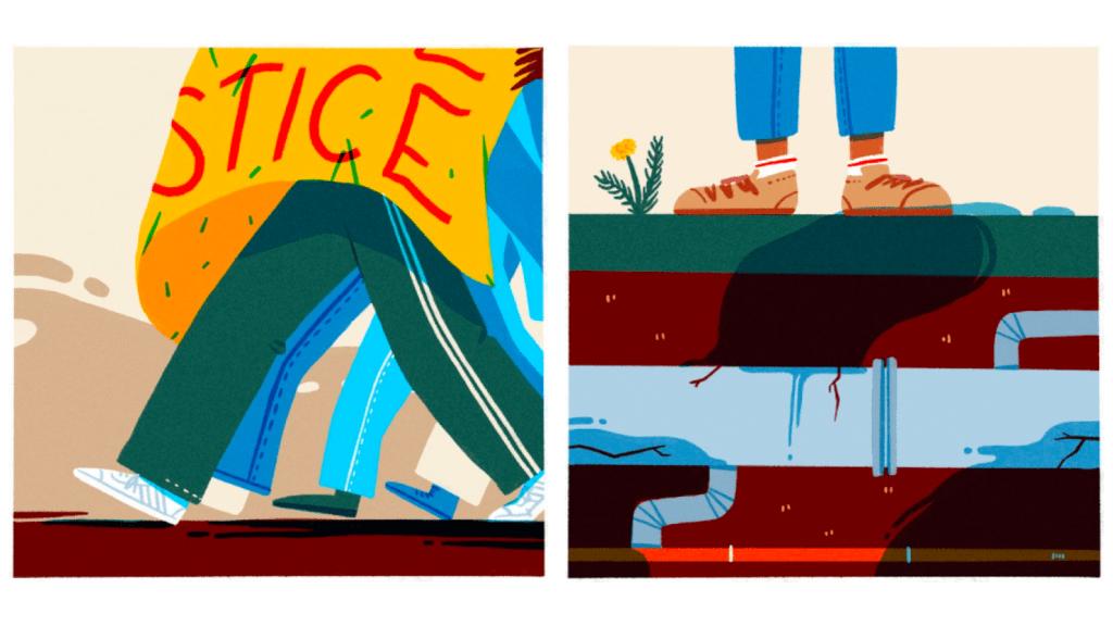 Grace Abe illustrations