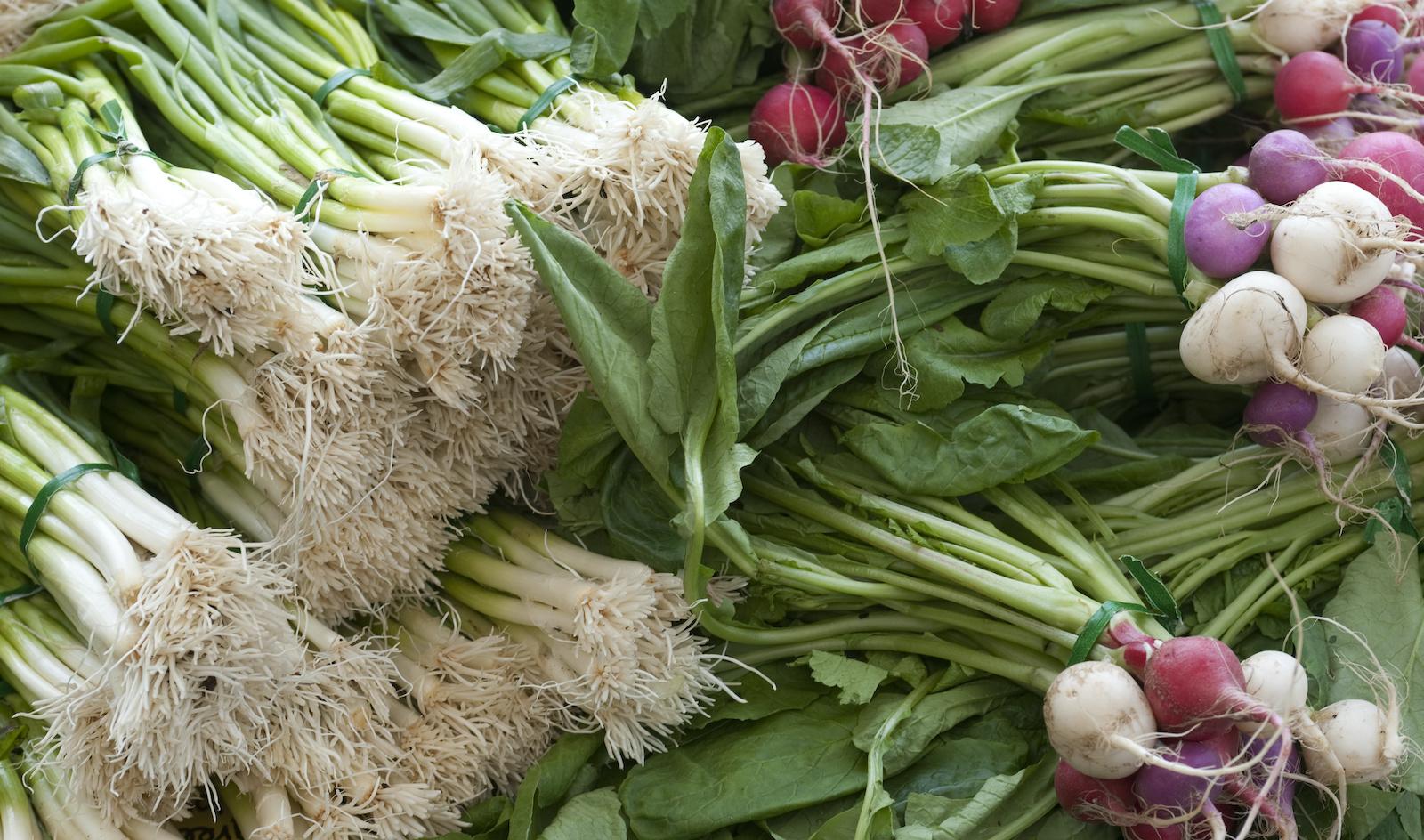 USA, Washington State, Seattle, Pike Place Market, Produce