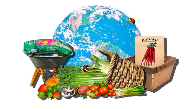 a bountiful harvest with agroecology, GMOs, plant-based diets, and modern agricultural technology.