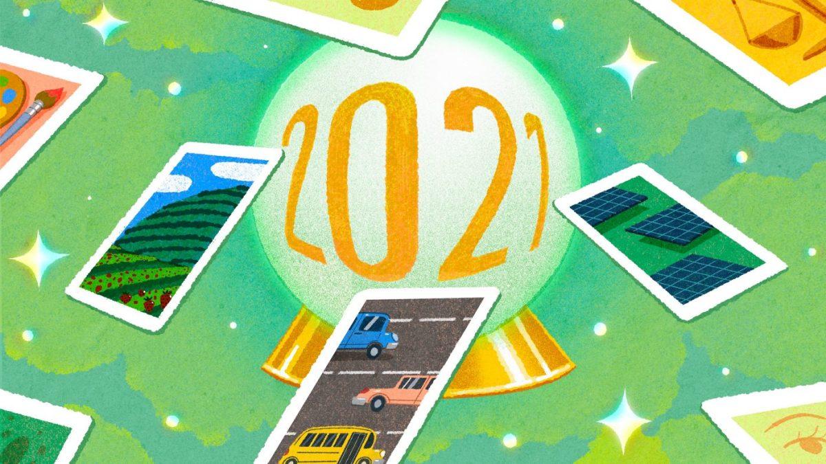 21 پیش بینی برای سال 2021