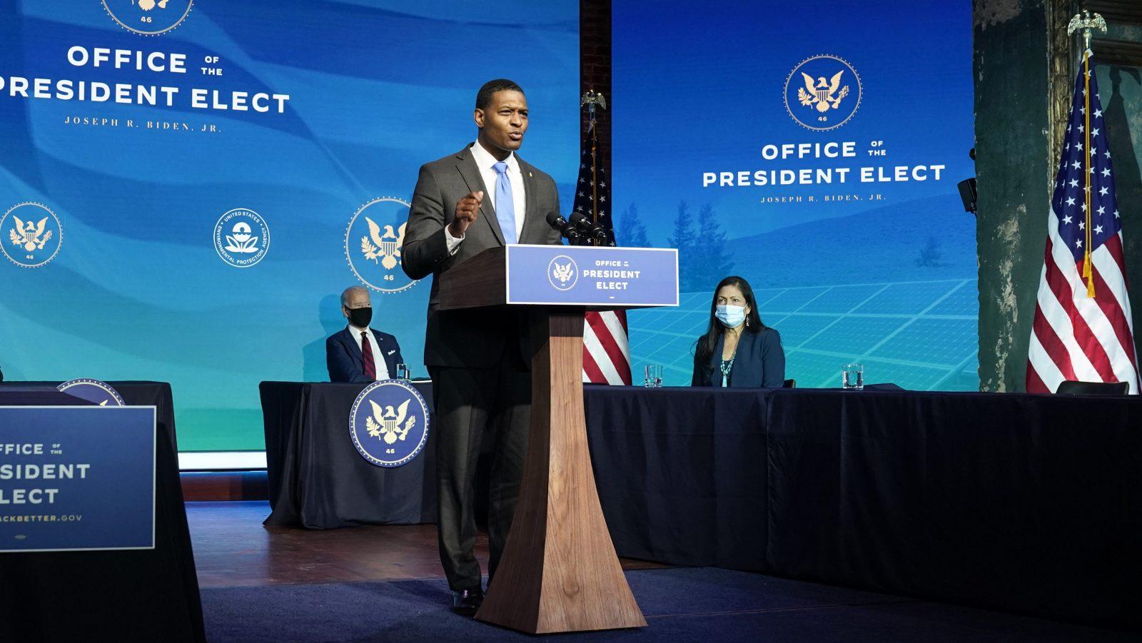 Michael Regan EPA nominee Biden Cabinet