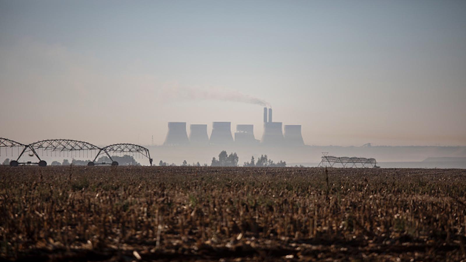 eMalahleni South Africa power plant