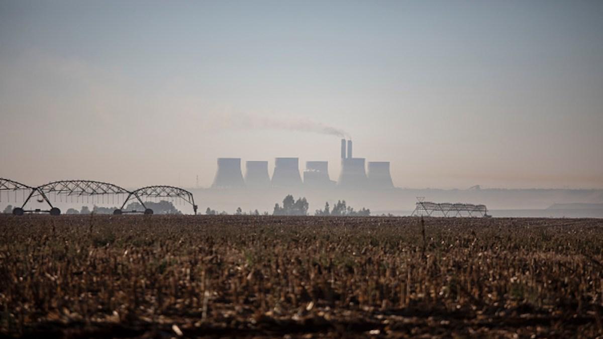 نیروگاه EMalahleni در آفریقای جنوبی