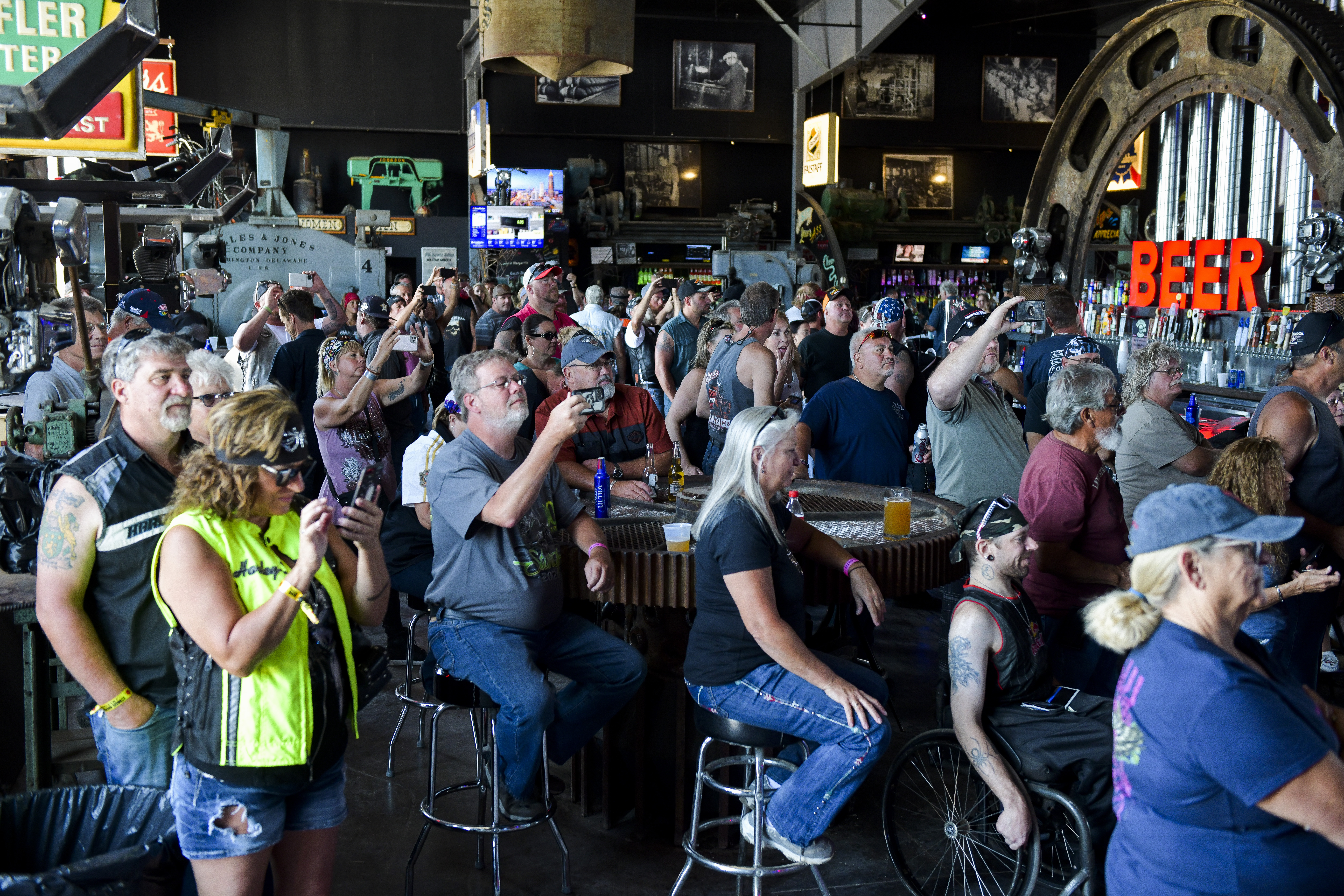 Sturgis Motorcycle Rally South Dakota 2020