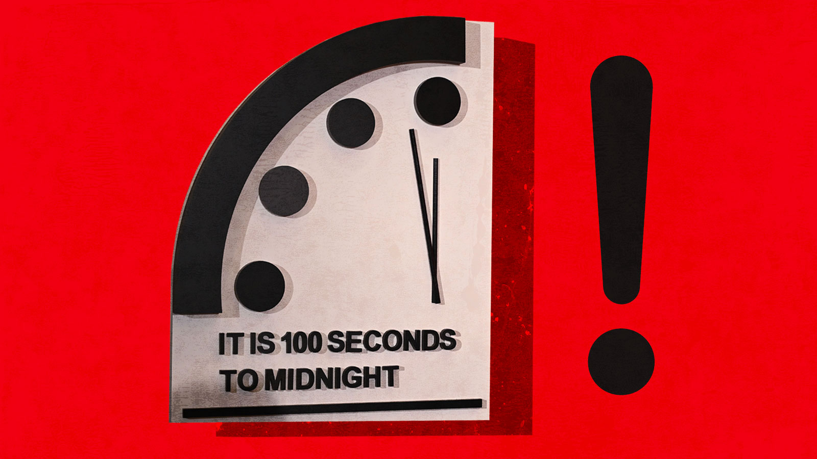It's time to retire the Doomsday Clock | Grist