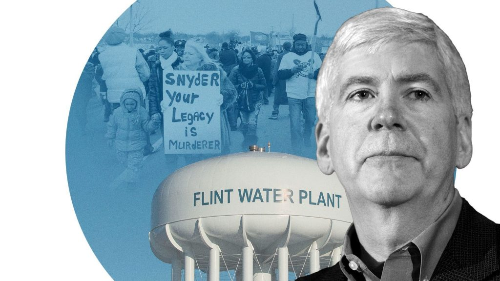 Rick Snyder Flint water crisis