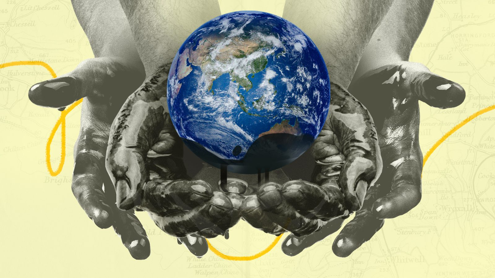 The key to beating fossil fuel corps? Global collaboration.
