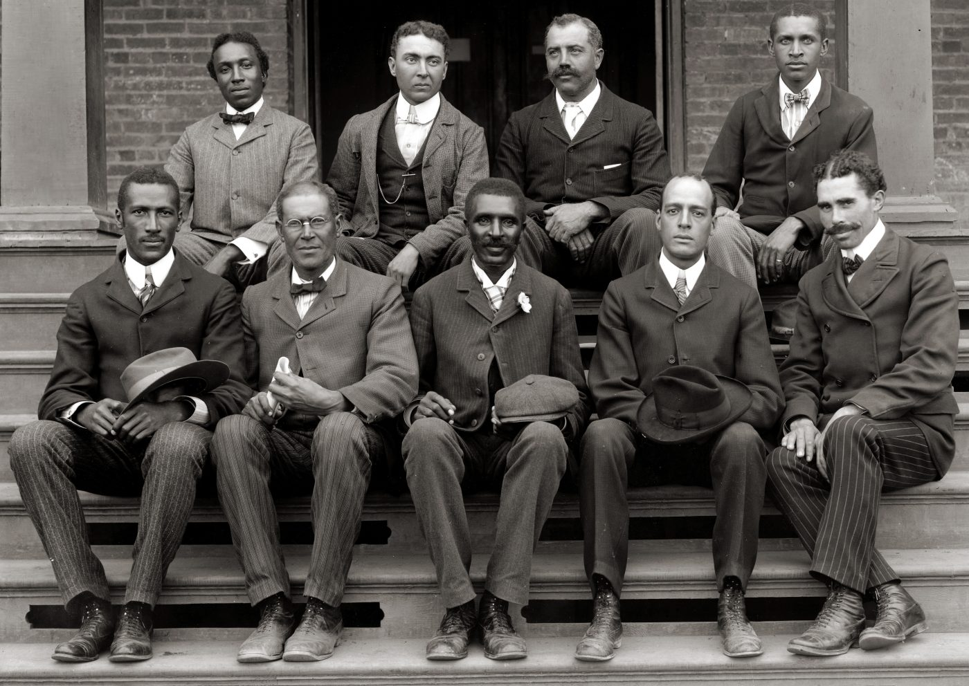 George Washington Carver at Tuskegee University
