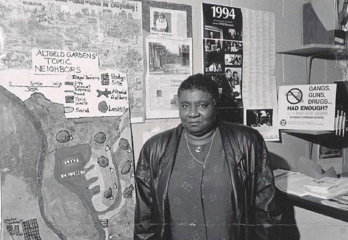 Hazel M. Johnson