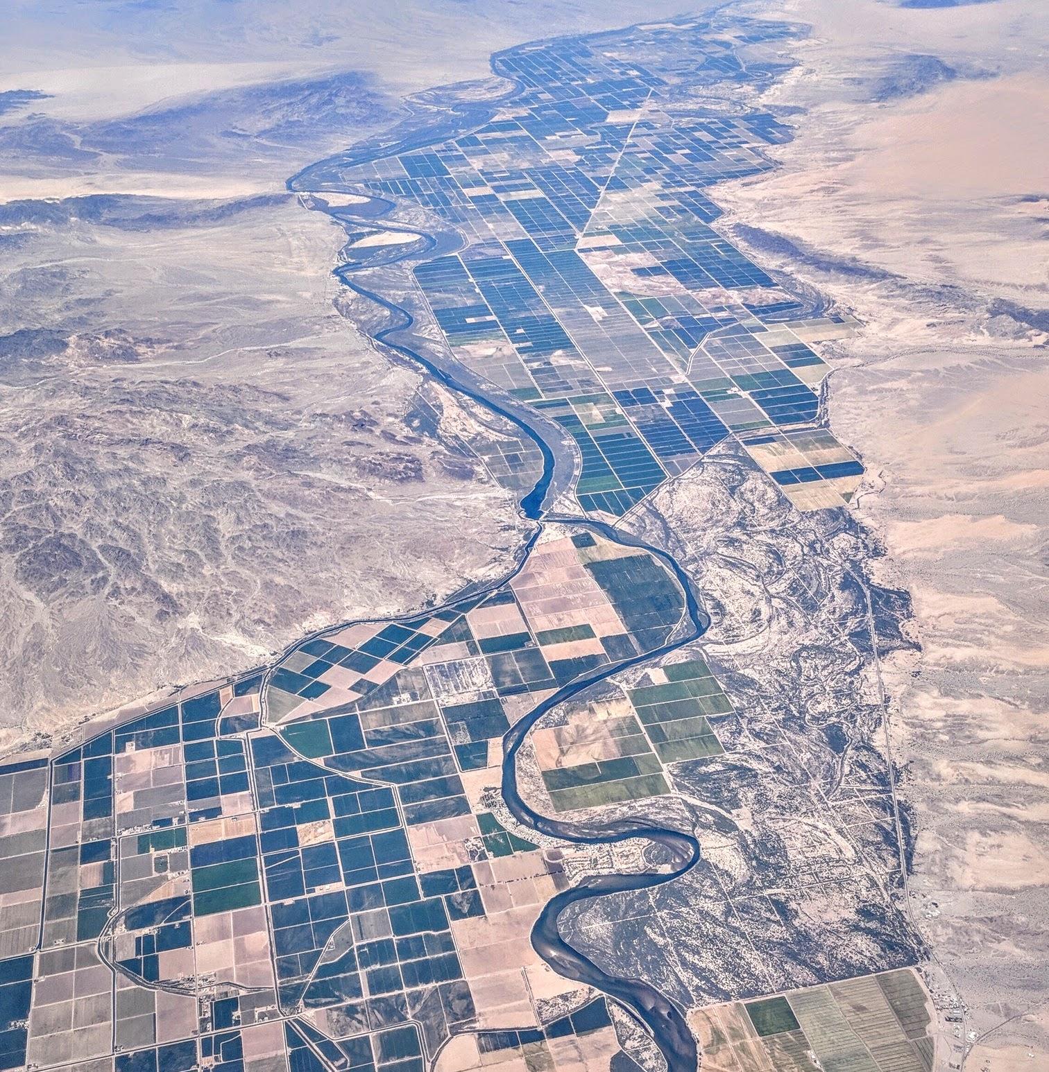 Palo Verde Valley farms
