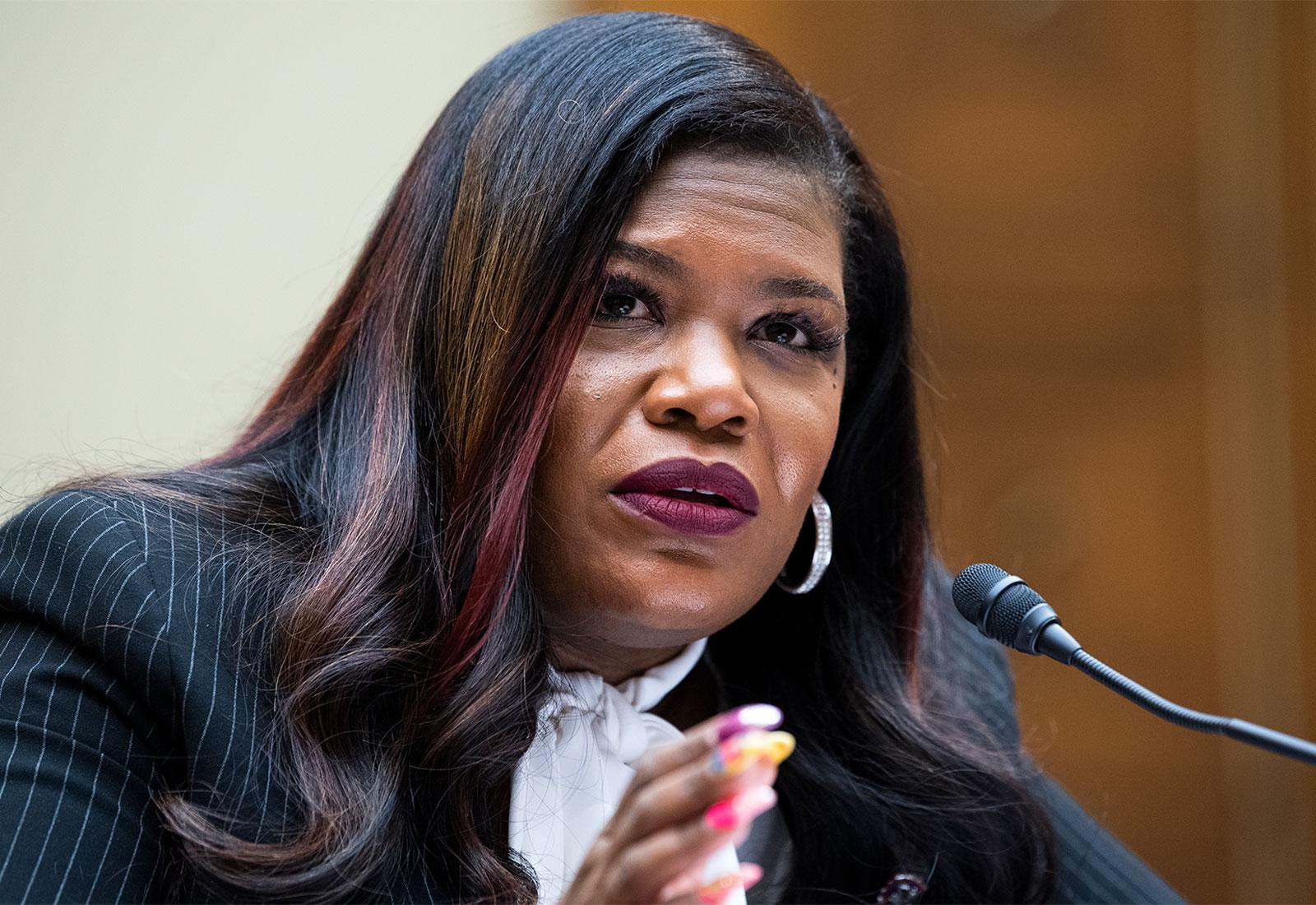 Representative Cori Bush