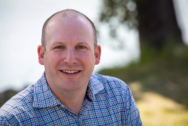 Economics professor Blake Shaffer