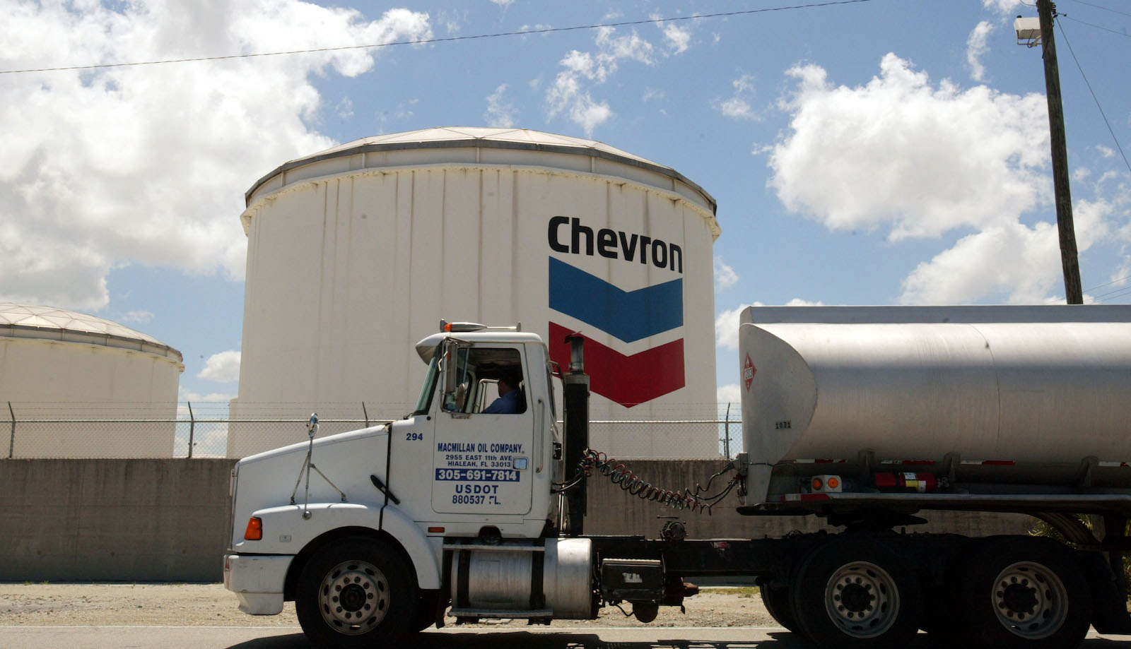 Chevron's climate plan: Use wind and solar power to drill for oil